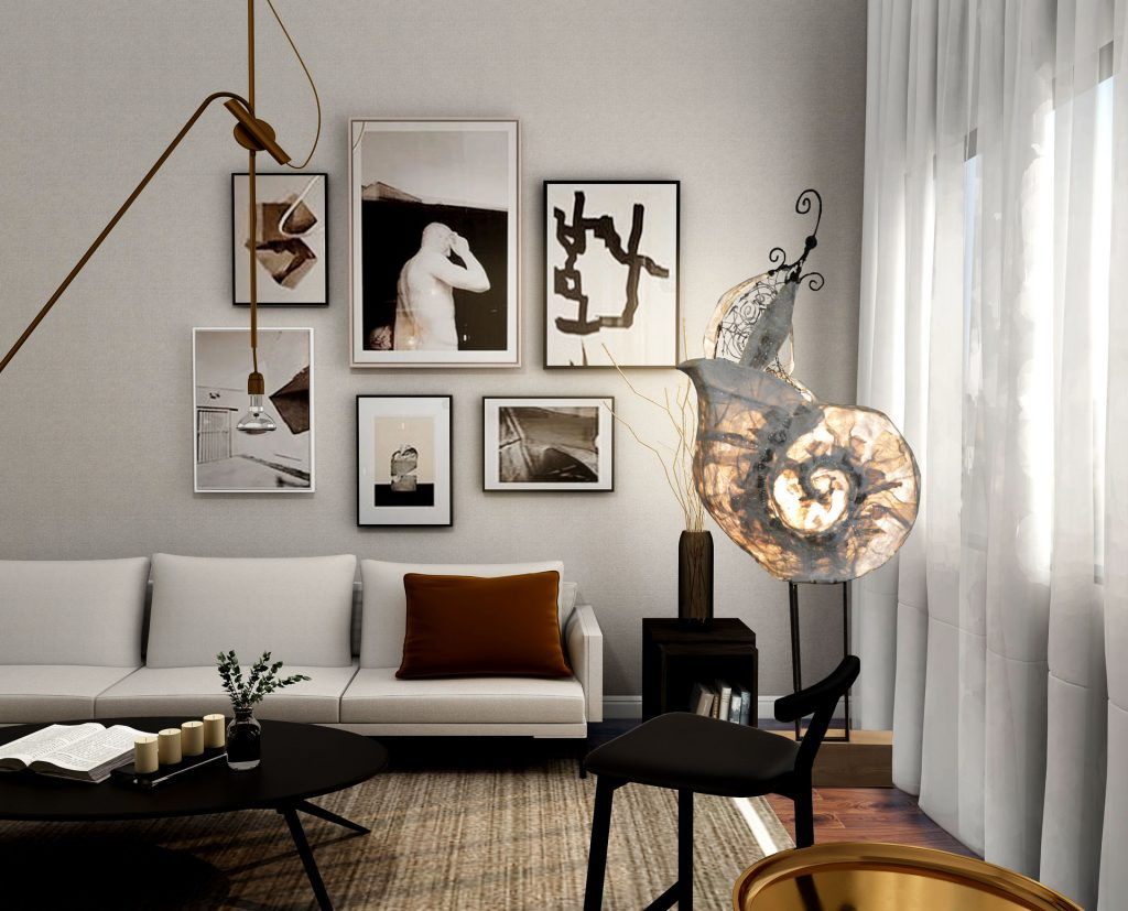 art lamp design